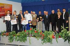 MIG 2012 primi 3 classificati coppa d'oro
