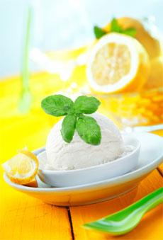 Gusto limone al basilico