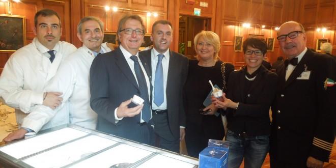 Longarone fiere dolomiti promuove il gelato artigianale al for Lavorare al parlamento italiano
