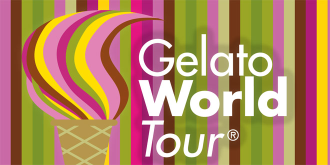 GELATO WORLD TOUR – Weltfinale in Rimini am 10.09.2017