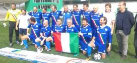 Giornata Europea del Gelato Artigianale – Kenitra, Marocco, partita Nazionali Sindaci Marocco vs Italia
