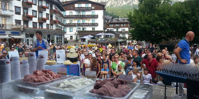 5. Edizione del Cortina-Dolomiti Gelato Day