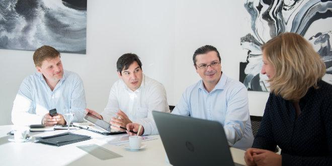 Alla MIG di Longarone un intero studio di commercialisti tedeschi con Uniteis Service