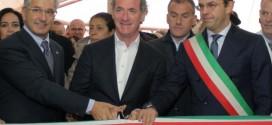 Il Governatore Zaia apre la 58a edizione della MIG di Longarone
