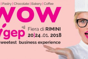 SIGEP 2018 – Salone Internazionale gelateria pasticceria e panificazione artigianali